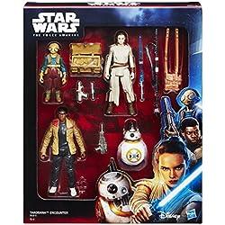 Star Wars - Set El Despertar de la Fuerza, Encuentro en Takodana (Hasbro B6815EU00)