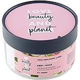 Love Beauty and Planet Exfoliante corporal manteca de muru muru y rosa Peace and Glow - 250 ml