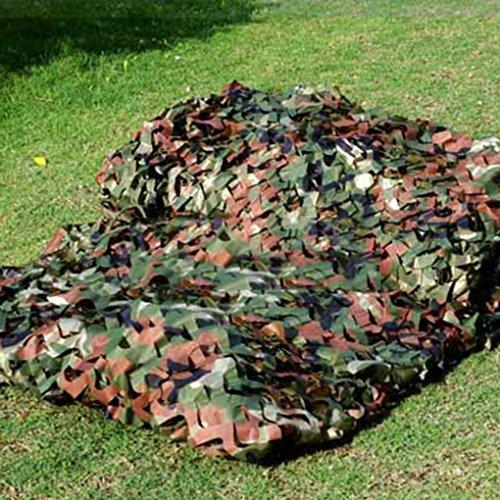 Preisvergleich Produktbild Lorsoul Außen Sunblock Nets Jungle Tarnnetze Camping Jagd Schatten Netting