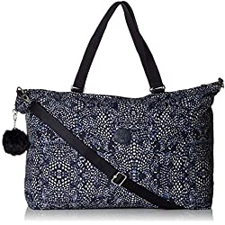 Kipling XL Bag Bolsa de Tela y Playa, 64 cm, 31.5 Liters, (Soft Feather)