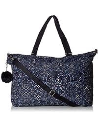 Kipling XL Bag Sac de Plage, 64 cm, 31.5 liters, Multicolore (Soft Feather)