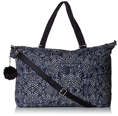 Kipling XL Bag Bolsa de Tela y Playa, 64 cm, 31.5 Liters, (Soft Feather)
