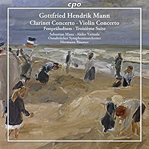 Concerto pour clarinette, Concerto pour violon