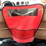 e-bestar auto Pet Dog barriera di sicurezza net Car Seat Tidy blocchi Dogs accesso ai sedili anteriori auto & Keep cani in sedile posteriore
