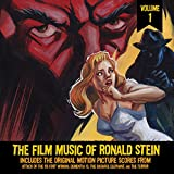 The Film Music of Ronald Stein Vol. 1 (From 'Attack of the 50 Foot Woman', 'Dementia...