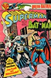 Superman Batman Comic Großband Ehapa # 6 - 1980 (Batman & Superman) -