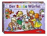 Noris Spiele 606011289 - Der Bunte Würfel, Kinderspiel