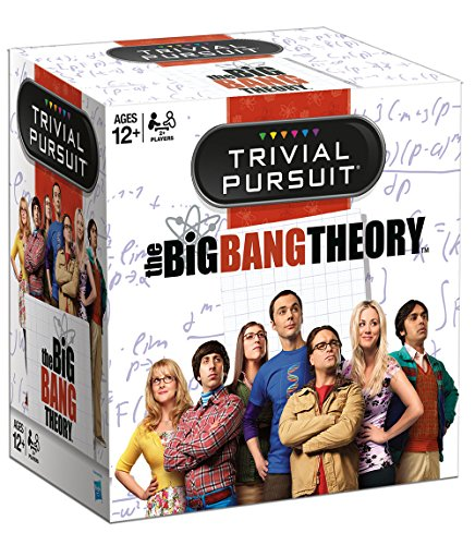 The Big Bang Theory Trivial Pursuit Gioco da Tavolo