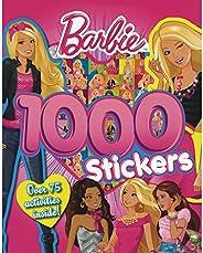 Barbie 1000 Stickers