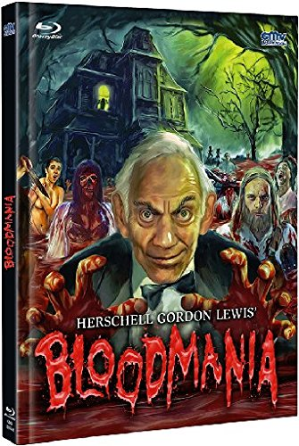 Herschell Gordon Lewis' Bloodmania - Mediabook [Blu-ray] [Limited Edition]