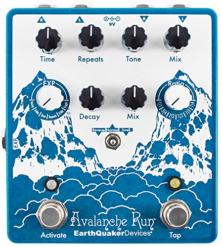 Avalanche Run V2 Stereo Delay & Reverb