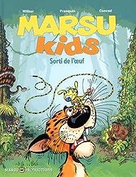 Marsu Kids, n° 1 : Sorti de l'oeuf