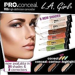1 La Girl Pro Conceal Hd...