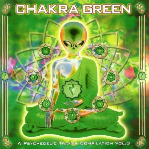 Chakra Green