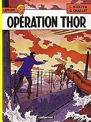 Lefranc, tome 6 : Opération Thor