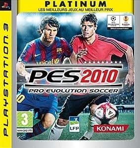 PES 2010 : Pro Evolution Soccer - platinum