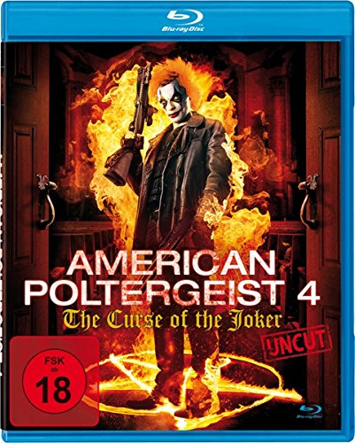 American Poltergeist 4 - The Curse of the Joker Real - Uncut [Blu-ray]