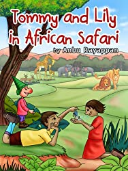 Tommy and Lily With Dragons in African Safari (English Edition)