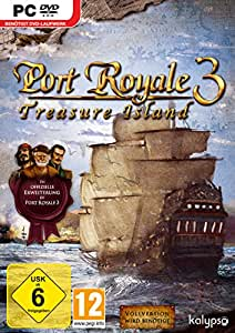 Port Royale 3: Treasure Island Add - On - [PC]