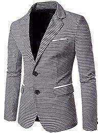 Felpa Cappotto Uomo inverno, Beauty Top Autunno Manica Lunga Slim Fit Casual Elegante Vestito di Affari Cappotto Giacca Top Outwear