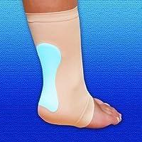 Silipos Achilles Heel Pad   Small / Medium   Cushioning Protection Sleeve with Moisturising Mineral Grade Oil preisvergleich bei billige-tabletten.eu