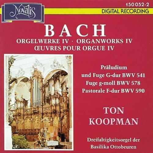 Präludium und Fuge G-Dur BWV 541