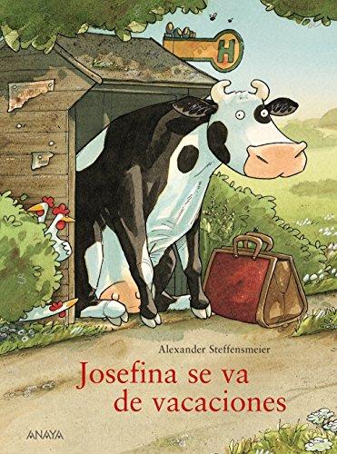 Portada del libro Josefina Se Va De Vacaciones (Primeros Lectores (1-5 Años) - Josefina)
