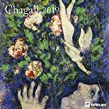2019 Chagall Calender - Art Calender - 30 x 30 cm