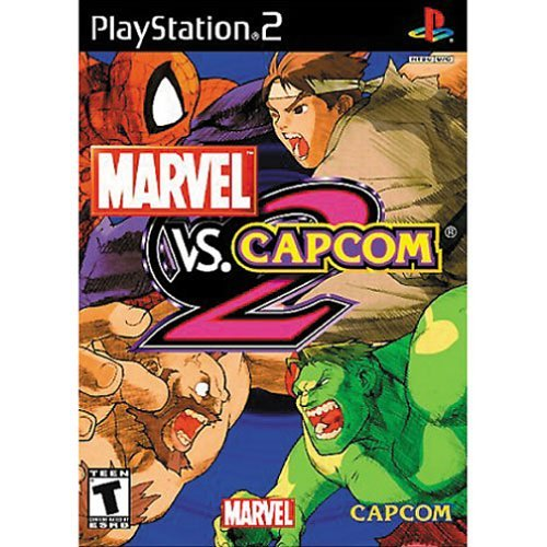 Marvel vs. Capcom 2 (Ps3 Kampfspiele)