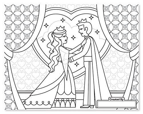 Melissa And Doug Disegni Da Colorare Principesse E Fatine 50
