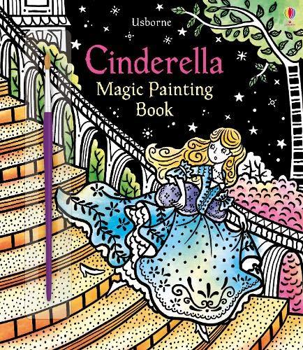 Magic Painting Cinderella -