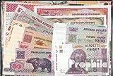 Europa 20 verschiedene Banknoten (Banknoten für Sammler)