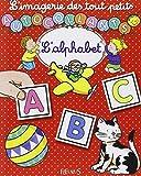 L'Imagerie des tout petits - L'Alphabet + Autocollants