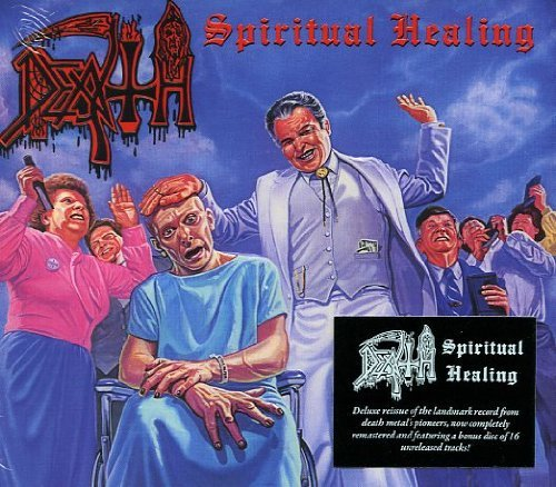 Death: Spiritual Healing (Audio CD)
