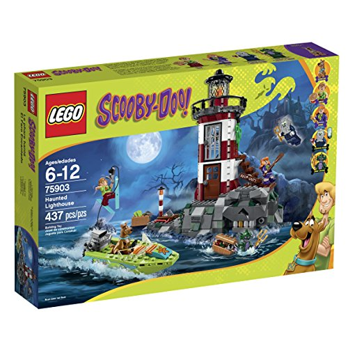 Baby Doo Kostüm Scooby - LEGO Scooby-Doo 75903 Haunted Lighthouse Building Kit by LEGO