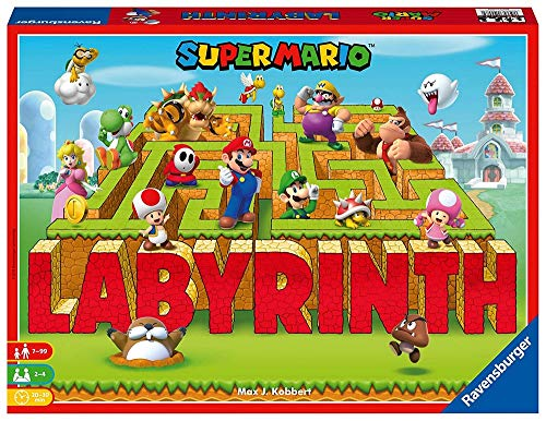 Ravensburger - Labyrinth Super Mario 26063