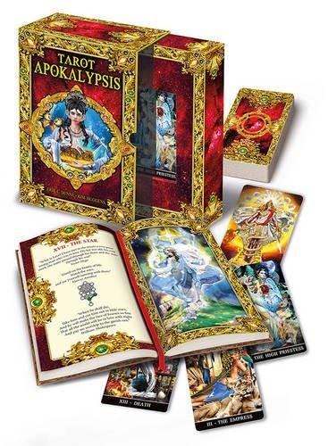 Tarot Apokalypsis Kit: 78 Full Col Cards And 460 Pp Guidebook