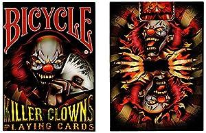 Bicycle bkill-52Cartas de Juegos tamaño Poker, 2Jolly