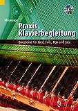 Cover of: Praxis Klavierbegleitung: Bausteine für Lied, Folk, Pop und Jazz. Klavier. Ausgabe mit CD. | Tilman Jäger