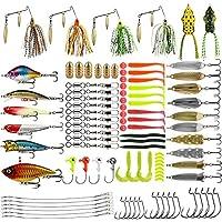 Cajas para aparejos de pesca | Amazon.es
