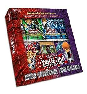 yu gi oh boite collector yugi kaiba jeux