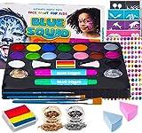 Kinderschminke Set Party Set von Blue Squid 49...