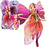 Winx Club - Sirenix Magic - Stella Poupée 28cm - The Mystery of the Abyss