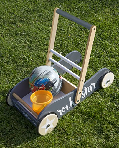 roba Lauflernwagen 'Rock Star Baby 3', mit Bremse, als Puppenwagen nutzbar - 3