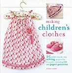 By combining a few easy-to-learn stitches with great fabrics and trims, expert seamstress Emma Hardy explains how to make beautiful yet practical clothes for your children. Choose from 25 different projects, including party frocks and pinafore dresse...