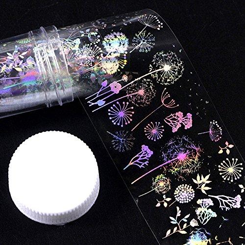 ternaufkleber 1pcs3D, dreidimensionale Wasserdichte ungiftige Umweltnagelaufkleber der Mode, Foto, Make-up, Hochzeit ()