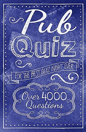 Pub Quiz by Arcturus Publishing (2015-03-15)