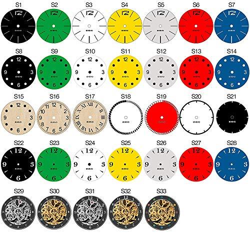 """61jHpZ5lGEL - HARRY POTTER Reloj De Pared Vintage Accesorios De Decoración del Hogar Diseño Moderno Reloj De Vinilo Colgante Reloj De Pared Reloj Único 12"""" Idea de Regalo Creativo vinilo pared Reloj HARRY POTTER"""