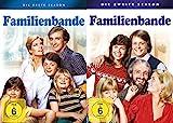 Familienbande - Season 1+2 im Set - Deutsche Originalware [8 DVDs]