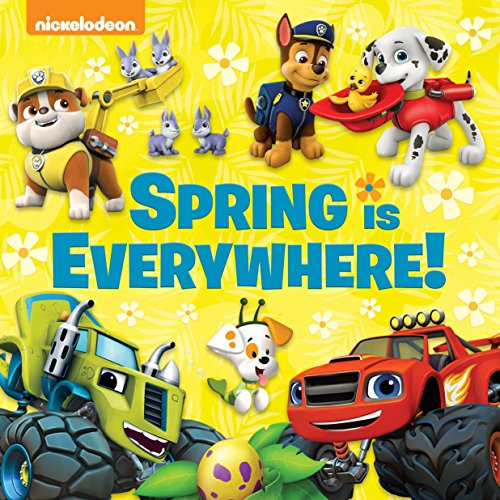 Spring Is Everywhere! (Nickelodeon) (Pictureback Favorites) por Random House